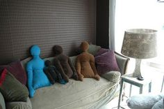 Quirky Cushion