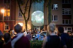 Selbsttest: So war die Nacht in der durchsichtigen Wohnblase (Die Welt)