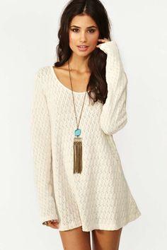 Isabella Knit Dress | Shop whats-new at Nasty Gal