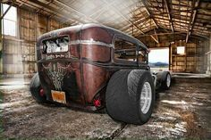 Rat Rods Rule!!!