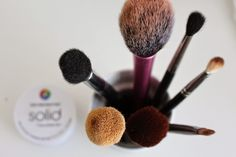 The Lazy Guide to Brush Cleaning ~ Chloe Perkins