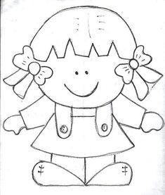 muñecota. Dibujo …
