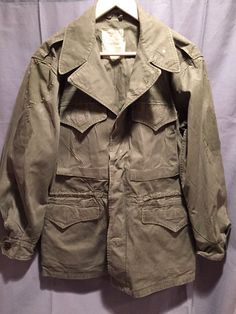 U.S Army M-1950 Field Jacket