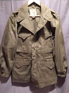 U.S Army M-1950 Field Jacket