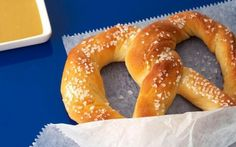 Soft Pretzels in 30 mins