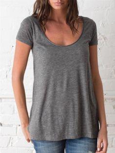 Alternative Apparel - | favorite tees coming to the shop soon #ladiesfashion #tees #style www.freshlylanded.com