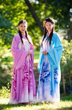 Chinese hanfu (Ru Qun - 襦裙 )china
