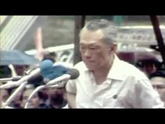 Proud of Singapore, we have come a long way. Tribute video to the man behind us.