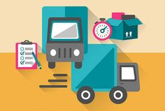 """[INFOGRAPHIC] Selecting & Managing Logistics Companies & Emerging Logistics Tech Trends"""