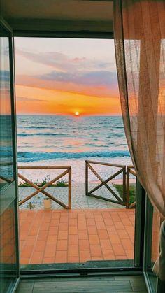 You could go to the same beach as everyone else, or you could . - Flitterwochen - You could go to the same beach as everyone else, or you could … – water bed, - Beautiful Sunset, Beautiful Beaches, Beautiful World, Beautiful Beach Pictures, Beautiful Beach Houses, Water Bed, Beach Aesthetic, Summer Aesthetic, Window View