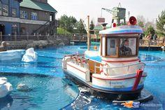 1/14 | Photo de l'attraction Whale Adventures Splash Tour située à @Europa-Park (Rust) (Allemagne). Plus d'information sur notre site http://www.e-coasters.com !! Tous les meilleurs Parcs d'Attractions sur un seul site web !!