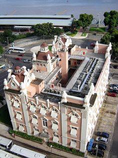 Prédio da Companhia Docas do Pará - Belém - PA - Brasil