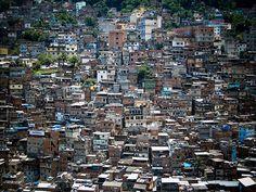 Rio de Janeiro - favelas