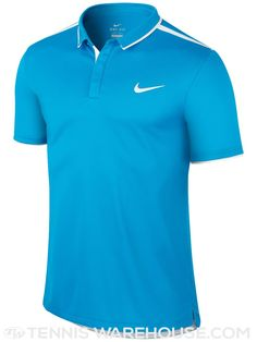 Make less of an impact on the enviroment with the new Nike Color Dry Polo! aa1b53c9512bd