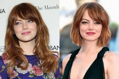 The best celebrity hair transformations of all time.