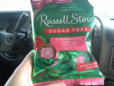 My favorite sugar free candy thus far on the Atkins Induction phase