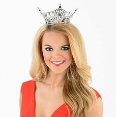 Miss Louisiana 2015--April Nelson