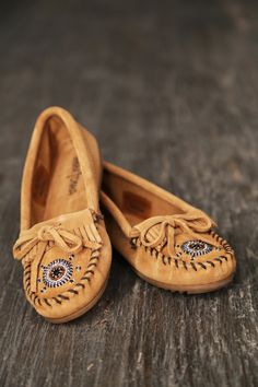 'Me To We' Moccasin By Minnetonka