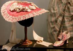 18th century bergere hat