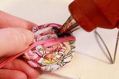 make newborn headbands