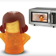 "Angry Mama Microwave Cleaner | 22 ""As Seen On TV"" Products That Actually Exist"