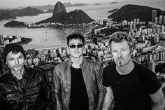 A-ha in Rock in Rio 2015
