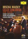 Mischa Maisky Plays Cello Concertos [DVD Video] [DVD]