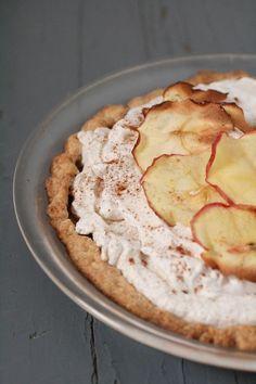 #Apple #Cider Cream #Pie