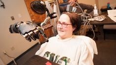 """Paralyzed Mom Controls Robotic Arm Using Her Thoughts"" ABC News (December 18, 2012)"