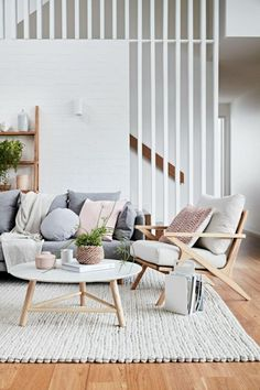 If you want a Scandinavian living room design, there are some things that you should consider and implement for this interior style. Wood as a material has an important role as well as light colors, because they give the living… Continue Reading → Room Design, Room Interior, Living Room Scandinavian, Home Decor, Room Inspiration, Globewest Furniture, House Interior, Interior Design, Living Room Designs