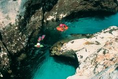 Riverboarding Triglav National Park in Slovenia