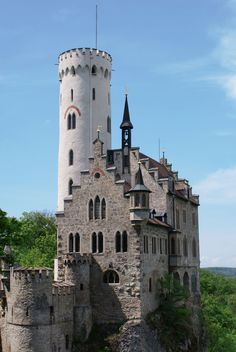 The most beautiful 16 castles in Germany #places