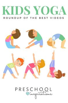 Need some great Kid Yoga videos? These are perfect for kid yoga in the classroom or at home. Now you can get free yoga in the comfort of your own home. #startingyourowndaycare
