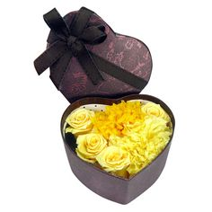 flor eterno amor amarelo