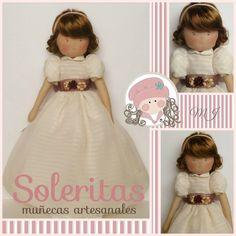 Soleritas Muñecas Artesanales: Maria