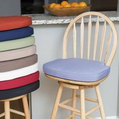 Best Of Windsor Bar Stool Seat Cushion