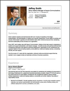 Digital Media Infographic Resume  Los Angeles Resume Studio