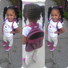 Prime Unique Girls And Natural Hairstyles For Kids On Pinterest Short Hairstyles For Black Women Fulllsitofus