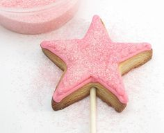star on a stick