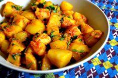 S vášní pro jídlo: Bombajské brambory