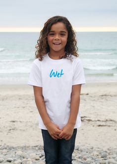 WET Organic Kids Tee. Safe Water Supply. More than one billion people lack access to safe drinking water. Water-related diseases are the leading cause of death in the world. ShopPositiveEnergy.com. Made in California, USA. Woman Owned. Mother and daughter company. Organic Cotton. Water-based Ink. Get Inspired. Eco Conscious & Responsibility. Change the world. Make a change for a better world. Spread Love and Kindness. Do Better. Feel Better. Be Better. Be an Advocate for a Better World!