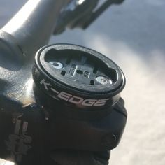 K-Edge steerer / gravity Garmin GPS mount