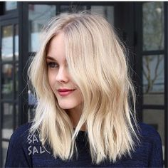 30 Inspiring Long Bob Hairstyles, hairstyle trend, Bob Hairstyles, Long hairstyles, hairstyles for medium length hair Bob Hairstyles medium 30 Inspiring Long Bob Hairstyles in 2019 Face Shape Hairstyles, Messy Hairstyles, Pretty Hairstyles, Medium Long Hairstyles, Blonde Long Bob Hairstyles, Fashion Hairstyles, Hairstyles Videos, Summer Hairstyles, Medium Hair Styles