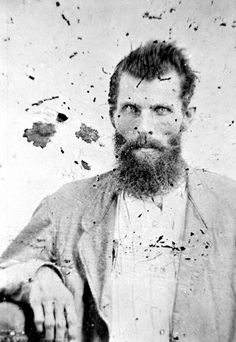 """Robert Lee Rowe by State Library and Archives of Florida on Flickr: """"Printed on sleeve: 'Scout for Confederate troops. Married Lavilla Pendarois. Cattleman/farmer. Came to Baker County from Nassau County in 1872/73.'"""""""