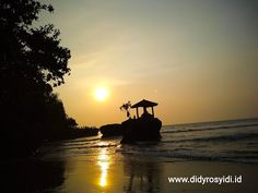 Karang Bolong yang Ngengenin Celestial, Sunset, Board, Outdoor, Outdoors, Sunsets, Outdoor Games, The Great Outdoors, The Sunset