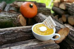 ventura-fashion: Pumpkin Soup