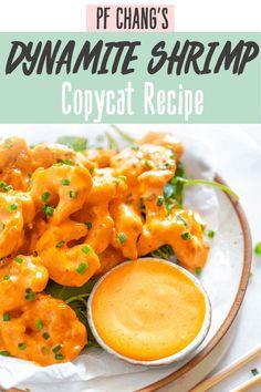 Crispy Shrimp Recipe, Shrimp Sauce Recipes, Chinese Shrimp Recipes, Seafood Recipes, Appetizer Recipes, Sauce For Shrimp, Fondue Recipes, Appetizers, Sushi Recipes