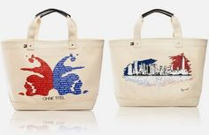 Tommy Hilfiger Americans Limeted Edition 588x382 Tommy Hilfiger Americans in Paris Totes Limeted Edition