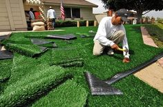Installing your own artificial turf is easy if you follow the instructions. Here are 8 common mistakes DIY artificial turf installers make. San Jose Turf