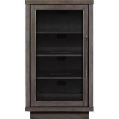 Audio cabinet with glass doors audio cabinet pinterest glass component tower planetlyrics Images